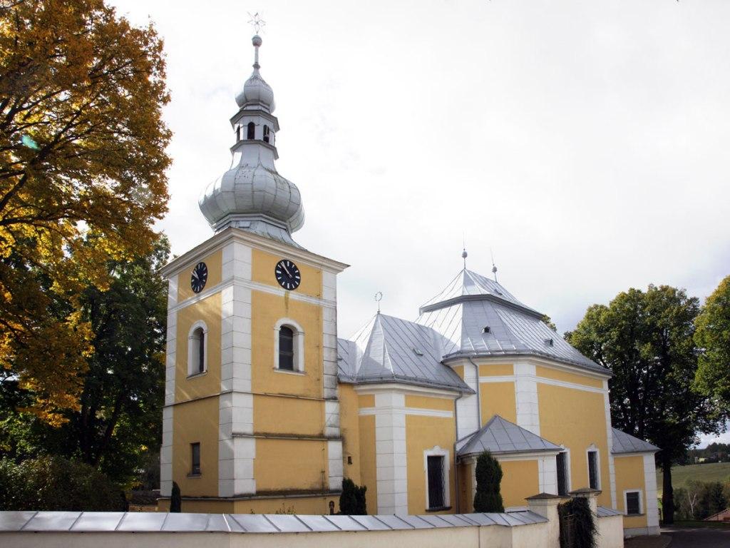 Kostel Navštívení P. Marie Obyčtov